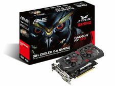 ASUS STRIX Radeon R7 370 Overclocked 4 GB DDR5 256-bit Gaming Graphics Card