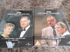 AS TIME GOES BY  COMPLETE SERIES 1 - 3 NEW SEALED FREE POST