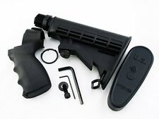 AIM PISTOL GRIP & CARBINE STOCK UTG RECOIL PAD MOSSBERG 500 MAVERICK 88 SHOTGUN