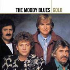 Gold - Moody Blues (2005, CD NIEUW)2 DISC SET