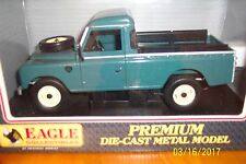 1:18 Land Rover Series III Type 109 Pick Up, Eagle Collectibles #440600, blue