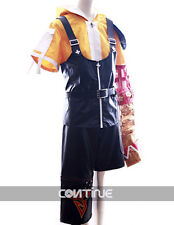 Tidus from Final Fantasy X Cosplay Costume Custom Made