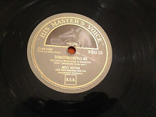 "BETTY HUTTON, PAT MORGAN ""Somebody Loves Me""/""Jealous"" 78rpm 10"" 1952 MINT-"