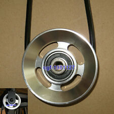 Aluminum Bearing Pulley Wheel Cable Gym Fitness Equipment Parts 114mm