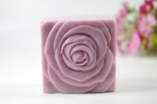 Flower S473 Silicone Soap molds Craft  DIY Handmade soap Mold Mould
