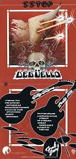 "ZZ Top ""Degüello"" Von 1979! 10 Songs! Mit ""Lowdown on the street""! Nagelneue CD!"