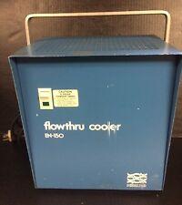 Neslab flowthru Cooler EN-150 Part No. 401001 ~ 115V, 3 Amps, 60 Hz