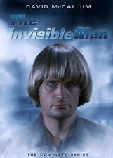 The Invisible Man: Complete Classic David McCallum TV Series Boxed DVD Set NEW