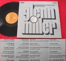 Glenn Miller 2 LP Die Originalaufnahmen seiner größten Erfolge TOP!!