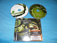 Evanescence - Anywhere But Home - RARE IMPORT CD + DVD (NTSC) LISTEN