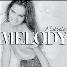 Muevete by Melody (CD, Oct-2002, Sony Discos Inc.)