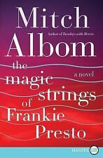 The Magic Strings of Frankie Presto: A Novel  (ExLib)