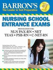 Barron's Nursing School Entrance Exams, 5th Edition: HESI A2  /  NET / NLN PAX-R