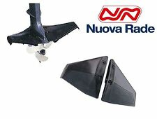 Nuova Rade Outboard Engine Hydrofoil / Doel Fins / Stabilisers 50HP +