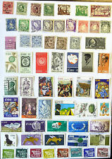 Ireland EIRE Early Old Collection of  Stamps lot683