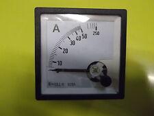 Ammeter 0-50A/5 5x o/s