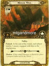 Lord of the Rings LCG  - 2x Morgul Vale  #155 - The Morgul Vale