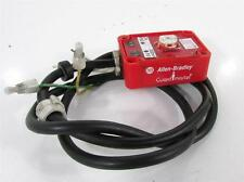 ALLEN BRADLEY GUARDMASTER LTD 440N-N15017 SAFETY SWITCH 24VAC/DC