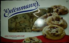 Entenmann's Milk Chocolate Chip Cookies-(12oz box)-Free Fast Shipping