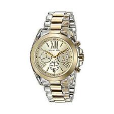 Michael Kors Watch MK6319 Chronograph Bradshaw Gold Watch Agsbeagle Paypal COD