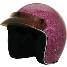 Biker Helmet, Open Face HCI-10, Motorcycle Helmets, Helmet City, Check Colors