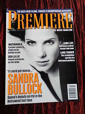 PREMIERE- MOVIE MAGAZINE-UK ED-SEPT 1995- SANDRA BULLOCK - KEVIN COSTNER
