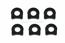6 Pack 1911 45 ACP Pistol Recoil Buffer High Quality Polyurethane