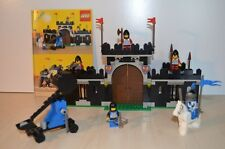 00956 LEGO Castle Black Knights - Knight's Stronghold 6059 + PLAN