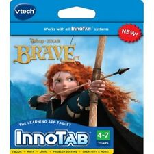 VTECH DISNEY BRAVE INNO TAB THE LEARNING APP TABLET AGES: 4-7 YEARS