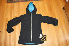 Burton Ak blade gore tex snowboard   jacket new with tags blk sz small save$