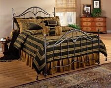 Hillsdale Furniture 1290-500 Kendall Bed Set - Queen - Rails not included Bronze