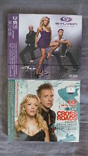 SYLVER Sacrifice Crossroads CD DVD Special Edition China I Hate You Now The One