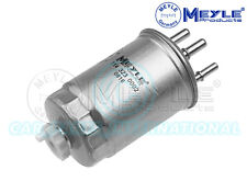 Meyle Fuel Filter, with water drain screw 714 323 0002