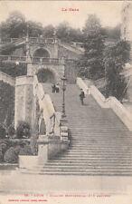 AUCH 191 escalier monumental photo labouche écrite