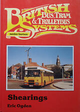 British Bus Systems: No. 14: Shearings by Eric Ogden (Paperback, 1990)