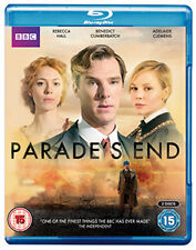 PARADES END - BLU-RAY - REGION B UK