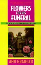 Flowers for His Funeral: A Meredith and Markby Mystery (Meredith and Markby Myst