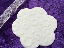 Texture embossing acrylic Rolling Pin No. 57 Leopard for sugar craft