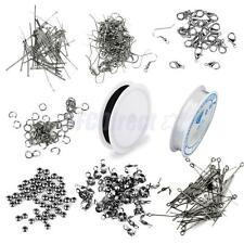 Jewellery Making Starter Kit Findings Kit Tools Cords Findings Charms Beads