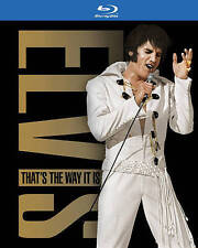 Elvis: Thats the Way It Is (Blu-ray Disc, 2014, 2-Disc Set, Special Edition) NEW