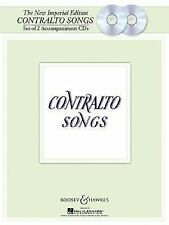 The New Imperial Edition: Accompaniment CDs Contralto Songs by Hal Leonard Corp