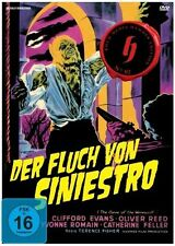 DVD - Der Fluch von Siniestro - Hammer Collection Nr. 2 OLIVER REED
