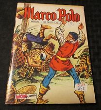 1970's MARCO POLO #136 French Foreign Comicbook Digest FN+ B&W