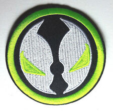 "Spawn Logo 3"" Embroidered Patch- Image Comics- FREE S&H (MIPA-SPAWN)"