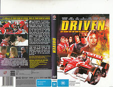 Driven-2001-Sylvester Stallone-Movie-DVD