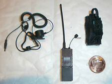 DAM Toys Navy Seal Recon leader an/pec-148 Radio & Headset giocattolo scala 1/6th