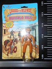 Legends Of The Wild West Buffalo Bill Action Figure Imperial Toys Action Figure