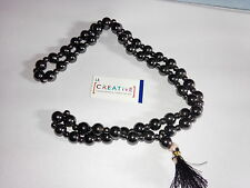 Magnetite Healing Mala - Reiki, Crystals, Therapy, Backache, Arthritis Cramps
