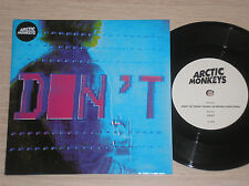 ARCTIC MONKEYS - DON'T SIT DOWN 'CAUSE I'VE MOVED YOUR CHAIR - 45 GIRI 7""