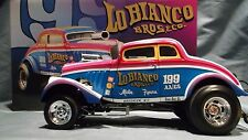 1933 Lo BIANCO BROS GASSER FUEL ALTERED DRAG NHRA CAR ACME GMP 1:18 A1800902